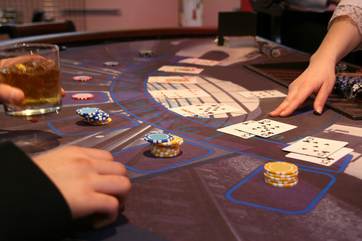Black Jack Card Counting
