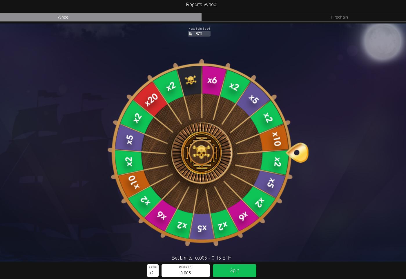Roger's Wheel